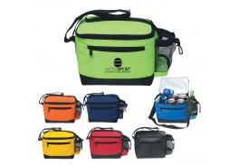 Six Pack Kooler Bag