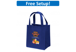 Little Thunder® Tote Non-Woven Tote Bag with Full Color Imprint