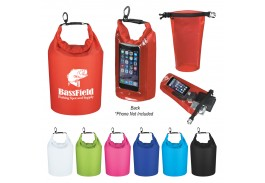 Waterproof Dry Bag with Touchscreen Window